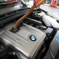 BMW 320IMスポーツ オイル交換